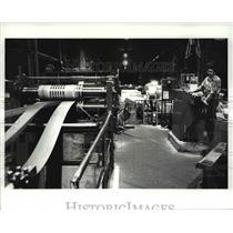 1986 Press Photo Manchester Steel Corp - cva65338