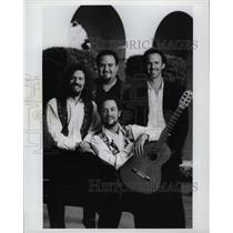 1981 Press Photo Los Angeles Guitar Quartet Andrew York - RRW95361