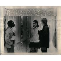 1971 Press Photo Baptist Reconciliation Racial tension - RRU93875