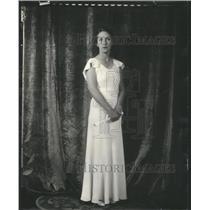 1932 Press Photo Miss Gretchen Hunt Riding Club- RSA24677