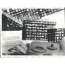 1977 Press Photo Text-Fiche Publication Form - RRY13677