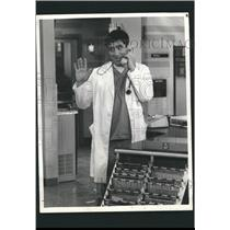1984 Press Photo Elliott Gould - RRW32759
