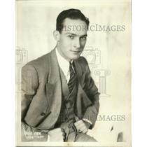 1932 Press Photo Charles Lyon - ney30384