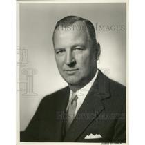 1937 Press Photo Mandy I Peale Pres of Republic Aviation Corp in Farmingdale