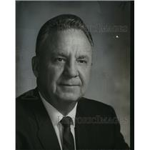 1968 Press Photo Propeller Club national president Floyd H. Blaske - noo01237