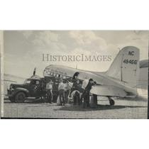 1949 Press Photo Flying Service Inc.-Airplane - spb10208