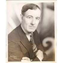 1932 Press Photo Radio Singer Joe Parsons Known as Jingle Joe - ner25185