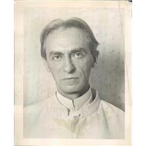 1924 Press Photo Chicago IL Dr William Held Gland Specialist - ner27859