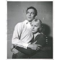 1960 Press Photo Actress Terry Travis - RRV35269