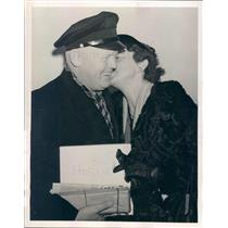 1940 Press Photo NYC Musician Willi Stunkel & Wife Edna - ner29659