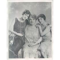 1928 Press Photo NYC Metropolitan Opera Singer Louise Homer, Kat Homer