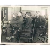 1923 Press Photo Chicago IL Murderers John Meissner & James Hunter - ner31111