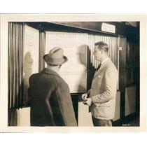 1924 Press Photo Detroit MI General Motors Proving Grounds - ner38305