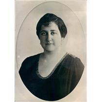 1926 Press Photo Baltimore MD Singer Maud Albert Contralto of WBAL - ner43515