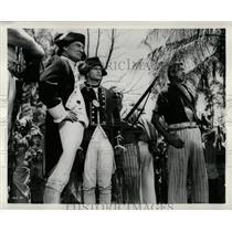 Press Photo TV Show, Mutiny On The Bounty - RRX79665