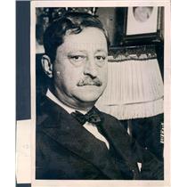 1920 Press Photo Chicago IL Thomas Blair Jr Republican - ner53193