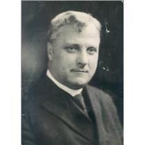 1921 Press Photo Chicago IL Rev John Thompson - ner53715