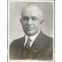 1927 Press Photo Detroit MI Thomas Henry American Automobile Association
