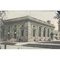 1908 Press Photo Evanston IL Post Office - rkf15011