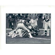Undated Press Photo  Photo NFL New York Jets Quarterback Richard Todd - snb9539