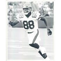 Undated Press Photo  Photo NFL New York Jets Wide Receiver Al Toon - snb9645