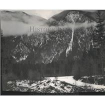1954 Press Photo Calumet Mountains near Troy Montana - spa88605