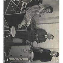 1931 Press Photo New Patients Room Denver County Jail - RRX95359