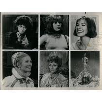 1972 Press Photo Academy Award Julie Christie Jane Star - RRU95855