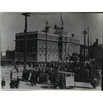 1910 Press Photo Early Spokane Club - spa94324
