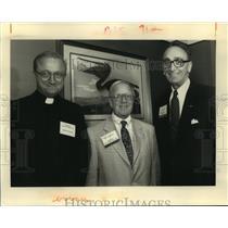 1991 Press Photo New Orleans Bar Association Members at Event - noa86899