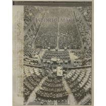 1969 Press Photo Mormons Cultural Group American Great - RRU82239