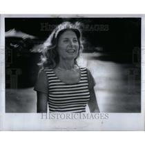1978 Press Photo Mrs. Henry Ford II At Home - RRU89933