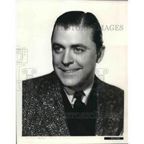 1940 Press Photo Photograph of Lyle Talbot - mjx44078