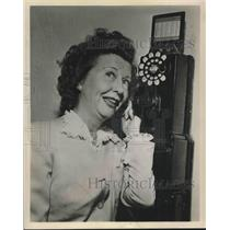 Press Photo A portrait of Irene Ryan - sba20666