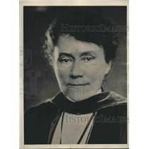 1929 Press Photo Mary E. Woolley is The President Of The Golden Rule Foundation