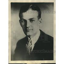 1929 Press Photo William J. Scripps has been missing and searched by police