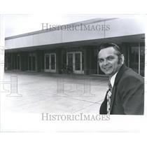 1973 Press Photo Rabbi Chaim Rozwaski School Headmaster - RRV76791