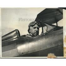 1931 Press Photo James Eblen at 1st Handicap Derby for American Fliers