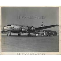 Press Photo United States Air Force Plane at the Kelly Field - sba20176