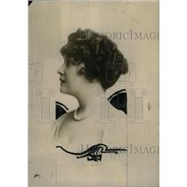 1921 Press Photo William Hearst Business Magnate Lady - RRW79057