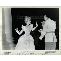 1985 Press Photo Walt Disney Production Cinderella - RRX66607