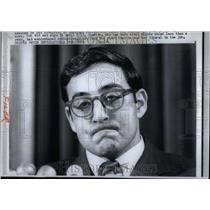 1970 Press Photo Encounter criticism civil rights job - RRU91053