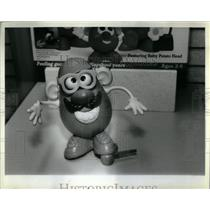 1987 Press Photo Mr. Potato Head - RRX21335