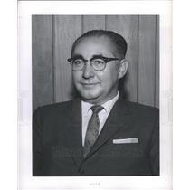 1964 Press Photo Emil Mazey UAW - dfpb10761