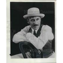 1920 Press Photo Mack Sennett, director and actor, in the 1920's - mjx44490