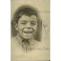 1923 Press Photo Johnnie Grosso called Newark's Jackie Cooper - nef70520