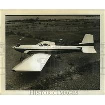 1964 Press Photo Radio control plane of Ronald Chidgey Pensacola - noa99087