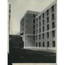 1934 Press Photo Hospital Ward of the Cook County Jail in Chicago - nef70767