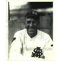 1925 Press Photo Harry Ables, San Antonio Bears Baseball Club President