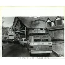 1979 Press Photo Swim and Tennis Club in Mountain Brook, Alabama - abna16455